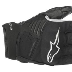 Alpinestars Faster Road Handschuhe schwarz weiss
