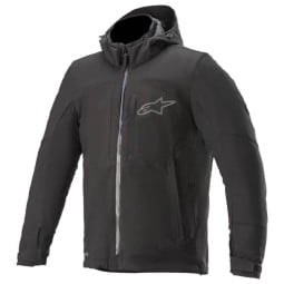 Motorcycle Jacket Alpinestars Stratos V2 Techshell black