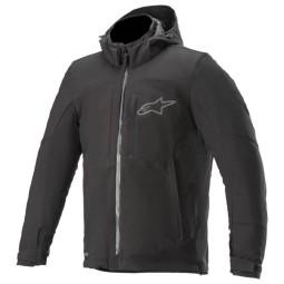 Motorrad Jacke Alpinestars Stratos V2 Techshell schwarz