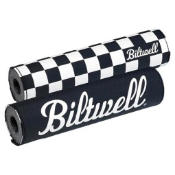 Parachoques Biltwell Moto Bar Pad Checkers