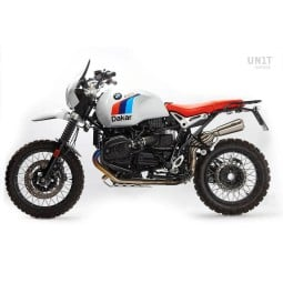 Paris Dakar fuel tank BMW nineT Unit Garage