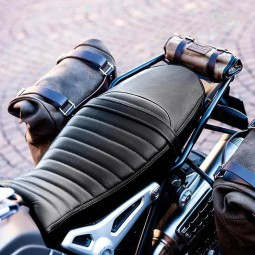 Leather Seat BMW nineT Unit Garage black