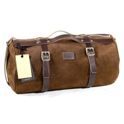 Bolsa trasera Duffle Bag Kalahari 25L Unit Garage marron