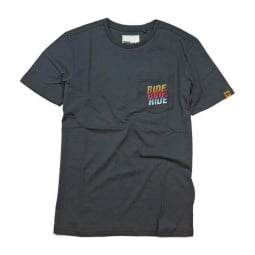 Roeg Moto RIDE2 T-shirt grey