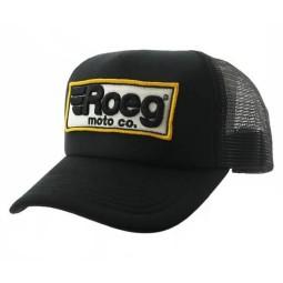 Motorradkappe Trucker cap Roeg Moto