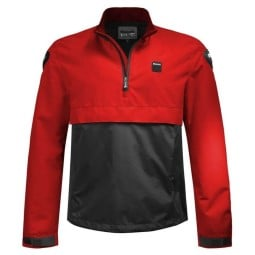 Blauer HT motorcycle jacket Spring Pull Man red blue