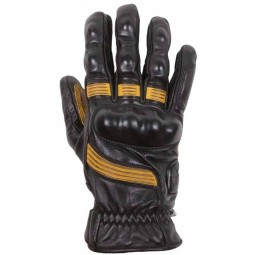 Motorcycle Leader Gloves HELSTONS Vitesse Pro Black Gold