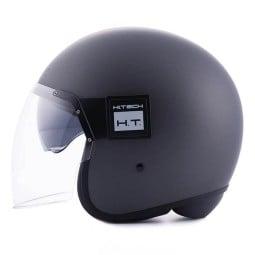 Blauer POD Helm Monochrome titanium matt