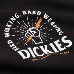 Dickies Baldwin schwarz Langarm-T-Shirt