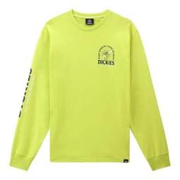 Dickies Baldwin yellow long sleeve t-shirt