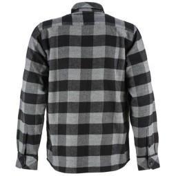 Camisa de cuadros Dickies Sacramento gris