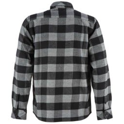 Dickies Sacramento grey checked shirt