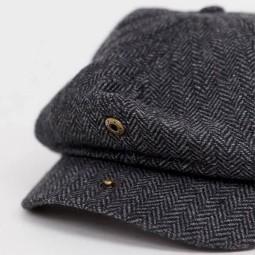 Chapeau plate Dickies Tucson noir