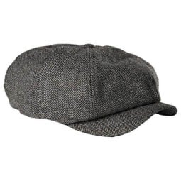 Dickies flat cap Tucson black