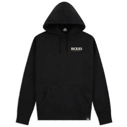 Dickies Baldwin schwarzer Streetwear Hoodie