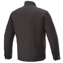 Veste imperméable Alpinestars Solano noir