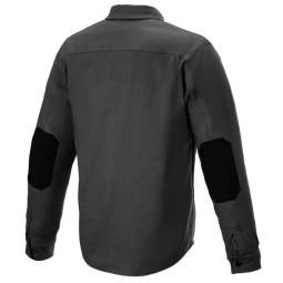 Veste chemise Alpinestars Newman noir