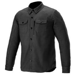Chaqueta camisa Alpinestars Newman negra