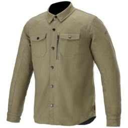 Alpinestars Newman Overshirt Jacket green