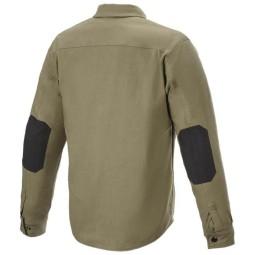 Chaqueta camisa Alpinestars Newman verde