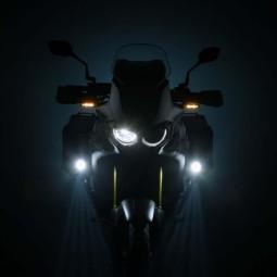 Luces de conducción moto EVO SW Motech