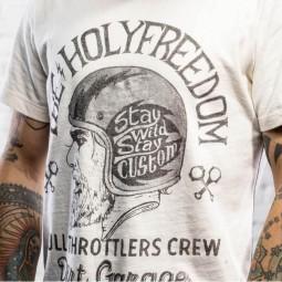 Holy Freedom T-shirt Darius White