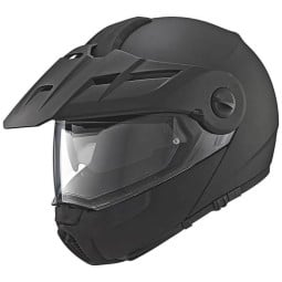 Schuberth E1 adventure helmet matt black