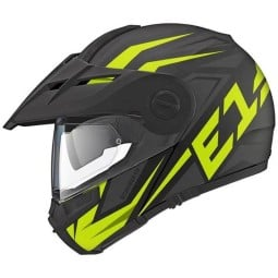 Schuberth E1 Tuareg helmet yellow