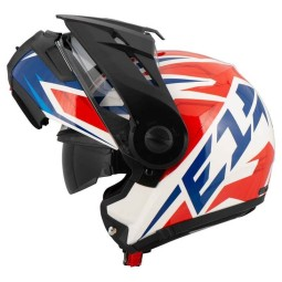 Casque Schuberth E1 Tuareg rouge