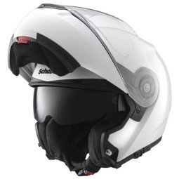 Schuberth C3 Pro casque modulable blanc