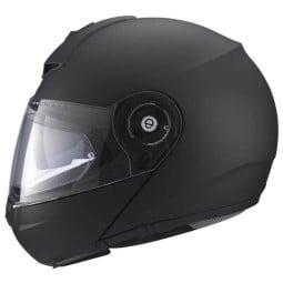 Schuberth C3 Pro casco modulare nero opaco