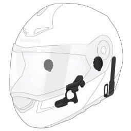 Interphone moto Schuberth SC10UA Sena
