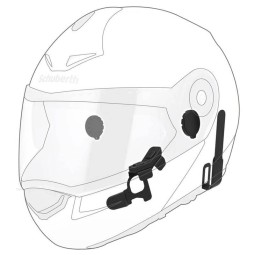 Schuberth SC10UA Sena Motorrad Gegensprechanlage