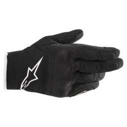 Alpinestars Stella S-MAX Drystar gloves black white