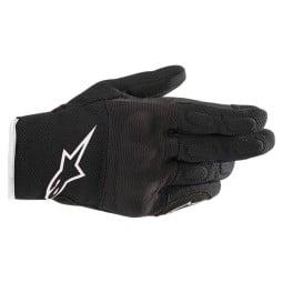Alpinestars Stella S-MAX Drystar Handschuhe schwarz Weiß