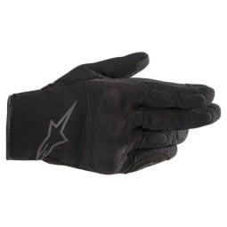Gants Alpinestars Stella S-MAX Drystar noir