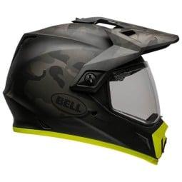 Bell MX-9 Adventure Mips Stealth Camo Motorradhelm