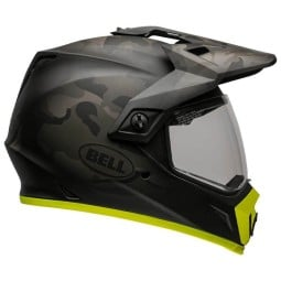 Casco moto Bell MX-9 Adventure Mips Stealth Camo