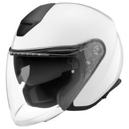 Schuberth M1 Pro jet helmet white
