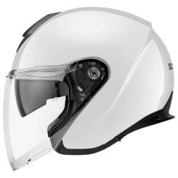 Schuberth M1 Pro Jet helm Weiß