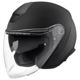 Schuberth M1 Pro jet helmet matt black