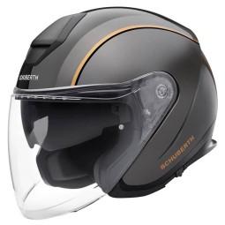 Schuberth M1 Pro Outline jet helmet black
