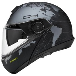 Schuberth C4 Pro Women flip-up helmet Magnitudo black
