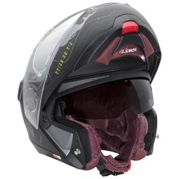 Casque Schuberth C4 Pro Women modulable Magnitudo noir