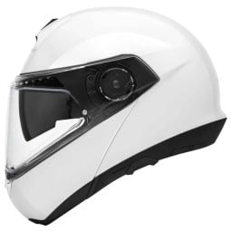 Schuberth C4 Pro flip-up helmet white