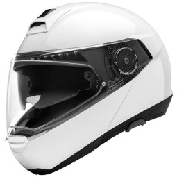 Casque Schuberth C4 Pro modulable blanc