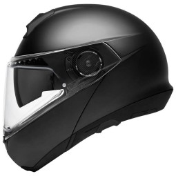 Casco Schuberth C4 Pro flip-up negro mate