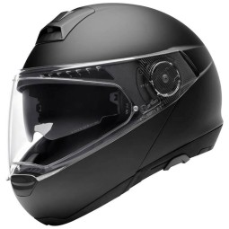 Schuberth C4 Pro flip-up helmet matt black