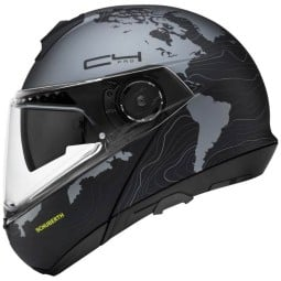 Schuberth C4 Pro Magnitudo flip-up helmet black