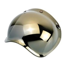 Helmvisier Biltwell Bonanza Bubble Gold Mirror